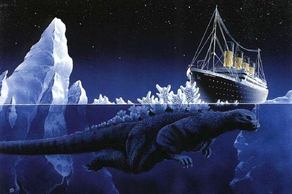 monster titanic